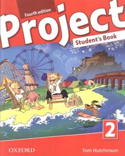 Picture of PROJECT 2 STUDENTS BOOK - 4TH ED