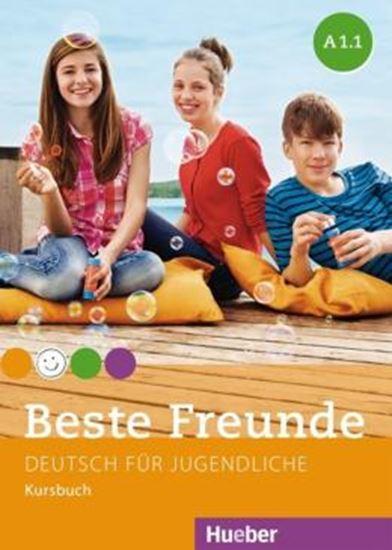 Picture of BESTE FREUNDE A1/1 KURSBUCH - DEUTSCH FUR JUGENDLICHE