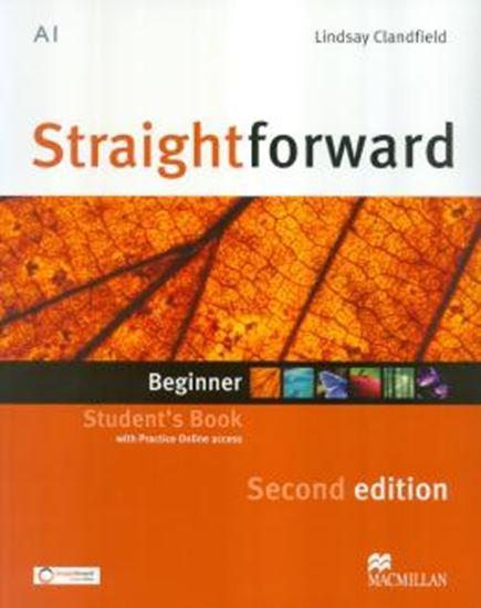 Picture of STRAIGHTFORWARD BEGINNER STUDENTS BOOK + PORTFOLIO - 2ND ED
