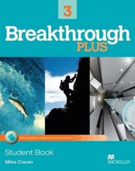 Picture of BREAKTHROUGH PLUS 3 STUDENTS BOOK WITH DIGIBOOK