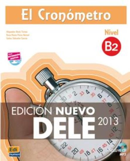 Picture of EL CRONOMETRO B2 - EDICION NUEVO DELE 2013 - INCLUYE CD MP3