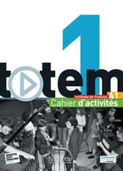 Picture of TOTEM 1 A1 - CAHIER D´ACTIVITES + CD AUDIO