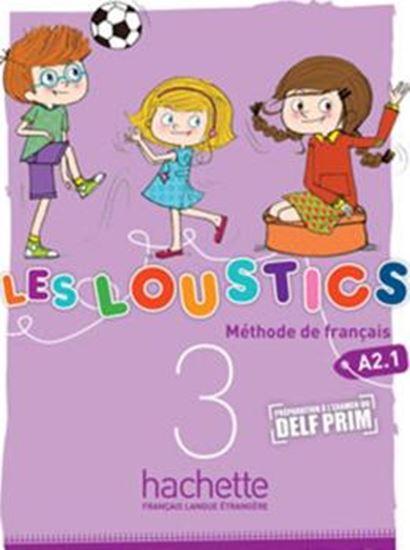 Picture of LES LOUSTICS 3 : LIVRE DE L´ELEVE