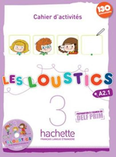 Picture of LES LOUSTICS 3 : CAHIER D´ACTIVITES + CD AUDIO