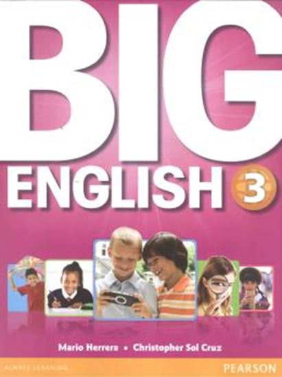 Picture of BIG ENGLISH 3 STUDENT BOOK
