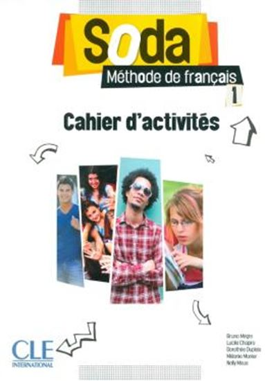 Picture of SODA 1 - CAHIER D´EXERCICES
