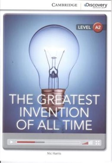 Picture of THE GREATEST INVENTION OF ALL TIME-  LOW INTERMEDIATE BOOK WITH ONLINE ACCESS
