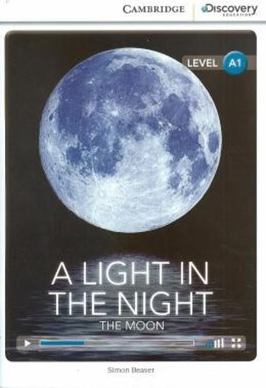 Picture of A LIGHT IN THE NIGHT-THE MOON - BOOK WITH ONLINE ACCESS A1