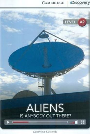 Picture of ALIENS-IS ANYBODY OUT THERE? BOOK WITH ONLINE ACCESS - LEVEL A2