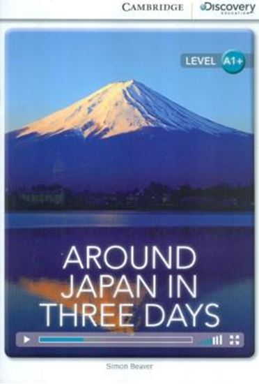 Picture of AROUND JAPAN IN THREE DAYS BOOK WITH ONLINE ACCESS