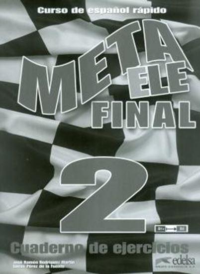 Picture of META ELE FINAL 2 - CUADERNO DE EJERCICIOS