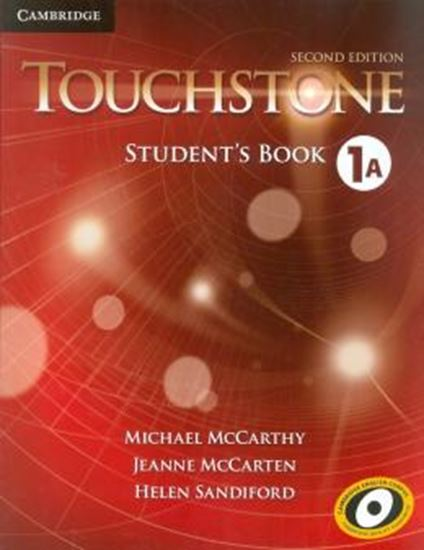 Picture of TOUCHSTONE 1A STUDENTS BOOK - 2ND ED