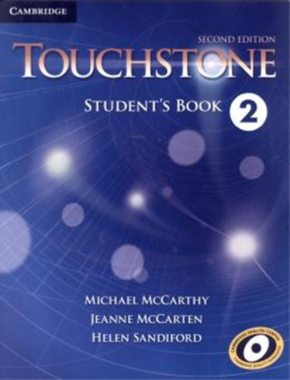 Picture of TOUCHSTONE 2 STUDENTS BOOK - 2ND ED