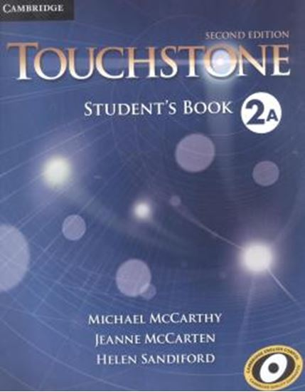 Picture of TOUCHSTONE 2 STUDENTS BOOK A - 2ND ED