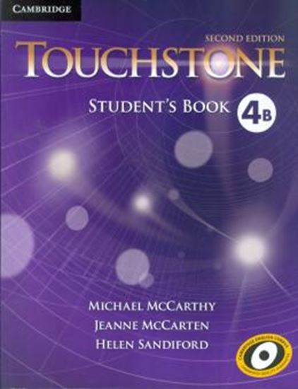 Picture of TOUCHSTONE 4 STUDENTS BOOK B - 2ND ED