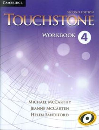 Picture of TOUCHSTONE 4 WORKBOOK - 2ND ED