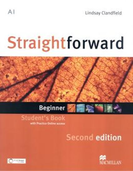 Picture of STRAIGHTFORWARD BEGINNER STUDENTS BOOK WITH WEBCODE - 2ND ED