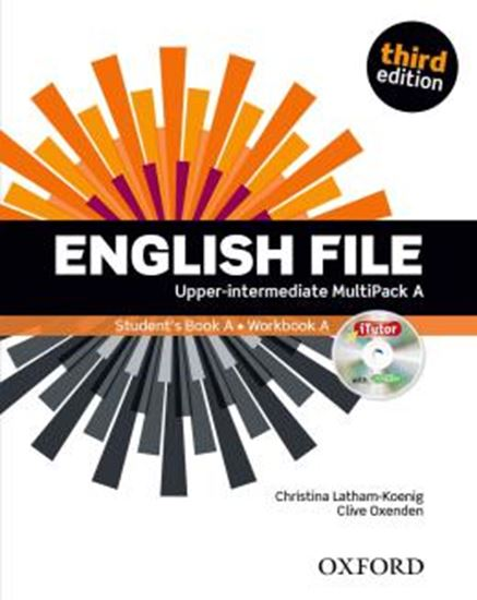 Picture of ENGLISH FILE UPPER-INTERMEDIATE A MULTIPACK - 3RD ED