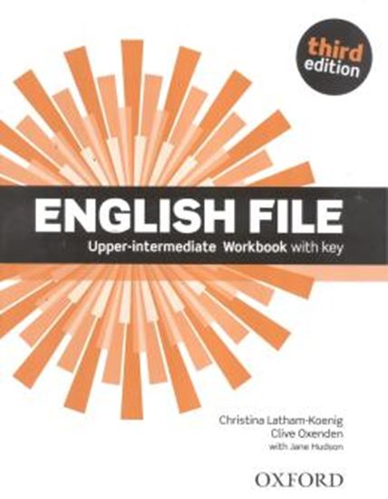 Picture of ENGLISH FILE UPPER-INTERMEDIATE WB WITH KEY - 3RD ED