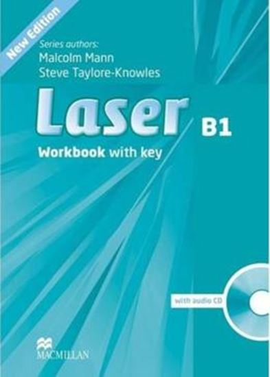 Picture of LASER B1 WB WITH AUDIO CD - 3RD ED