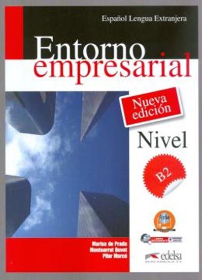 Picture of ENTORNO EMPRESARIAL B2 - LIBRO DEL ALUMNO + AUDIO DESCARGABLE - NUEVA EDICION