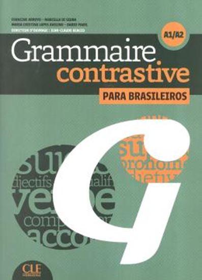 Picture of GRAMMAIRE CONTRASTIVE PARA BRASILEIROS - LIVRE + CD AUDIO