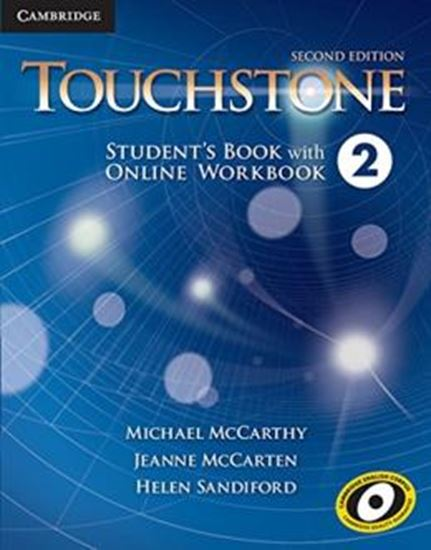 Picture of TOUCHSTONE 2 - SB WITH ONLINE WB - 2ND ED
