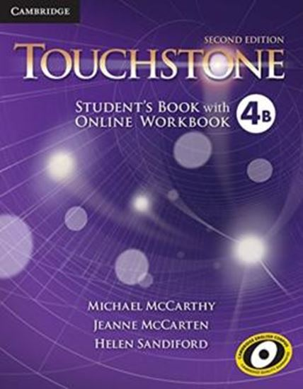 Picture of TOUCHSTONE 4 - SB B WITH ONLINE WB B - 2ND ED
