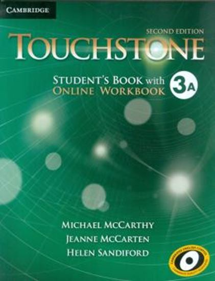 Picture of TOUCHSTONE 3 - SB A WITH ONLINE WB A - 2ND ED