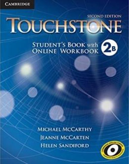 Picture of TOUCHSTONE 2 - SB B WITH ONLINE WB B - 2ND ED