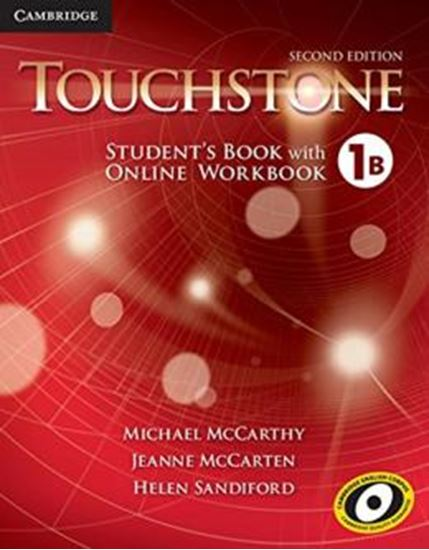 Picture of TOUCHSTONE 1B SB WITH ONLINE WB - 2ND ED