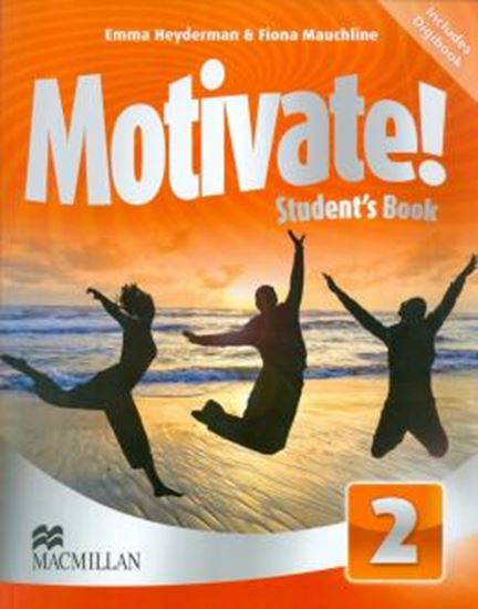 Picture of MOTIVATE! - STUDENTS BOOK PACK LEVEL 2