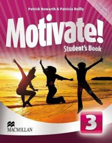 Picture of MOTIVATE! - STUDENTS BOOK PACK LEVEL 3