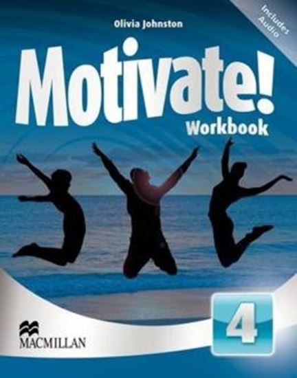 Picture of MOTIVATE! - WORKBOOK PACK LEVEL 4