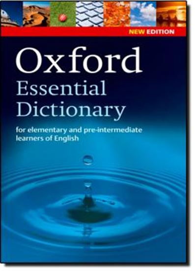 Picture of OXFORD ESSENTIAL DICTIONARY - 2ND ED