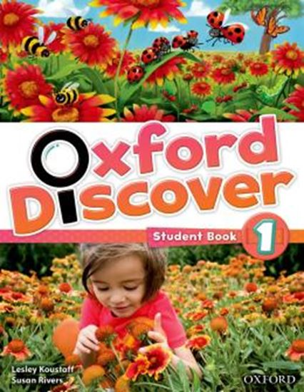 Picture of OXFORD DISCOVER 1 STUDENTS BOOK
