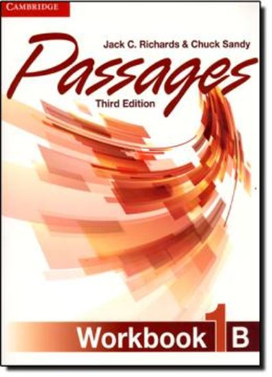 Picture of PASSAGES LEVEL 1 - WORKBOOK B - 3RD ED
