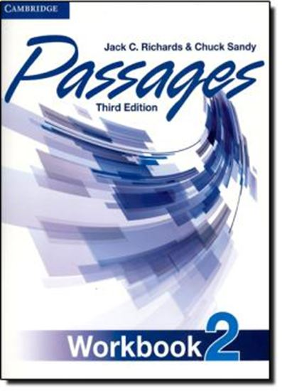 Picture of PASSAGES 2 WORKBOOK - 3RD ED