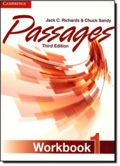 Picture of PASSAGES LEVEL 1 - WORKBOOK - 3RD ED