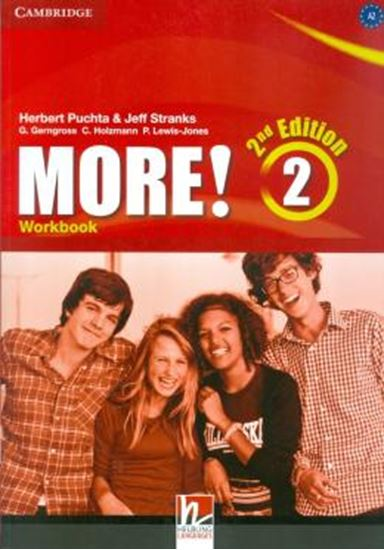 Picture of MORE! LEVEL 2 - WORKBOOK - 2ND ED