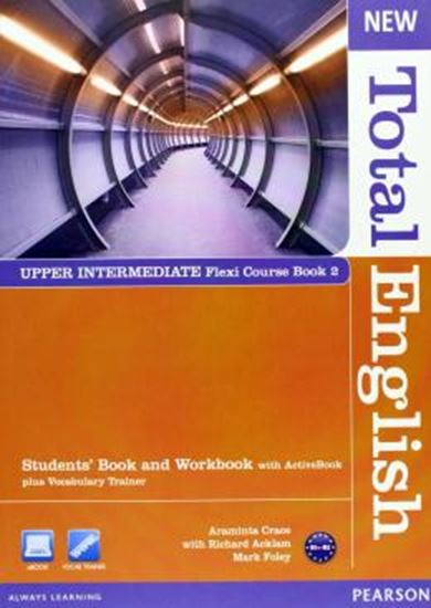 Picture of NEW TOTAL ENGLISH UPPER INTERMEDIATE COURSE BOOK 2 PACK