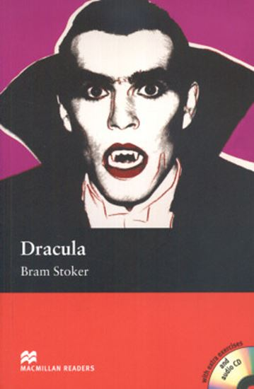Picture of DRACULA INTERMEDIATE WITH CD