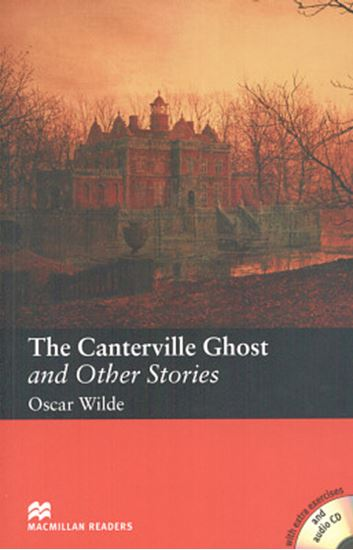 Picture of THE CANTERVILLE GHOST AND OTHER STORIES  WITH CD (1)  ELEMENTARY