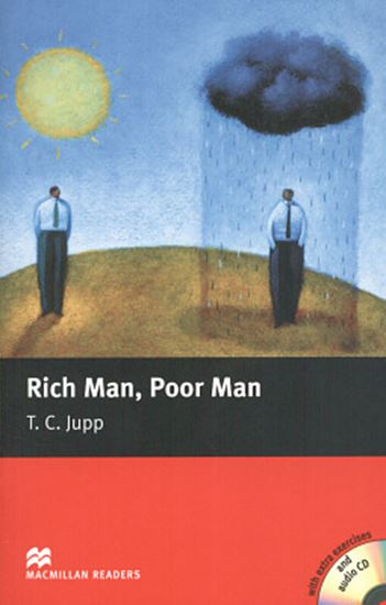 Picture of RICH MAN, POOR MAN  WITH CD (1)  BEGINNER