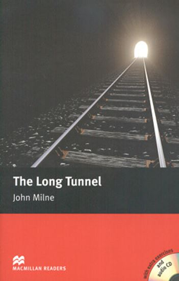 Picture of THE LONG TUNNEL  WITH CD (1)  BEGINNER