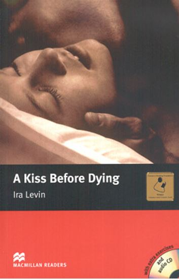 Picture of A KISS BEFORE DYING WITH CD (3)  INTERMEDIATE
