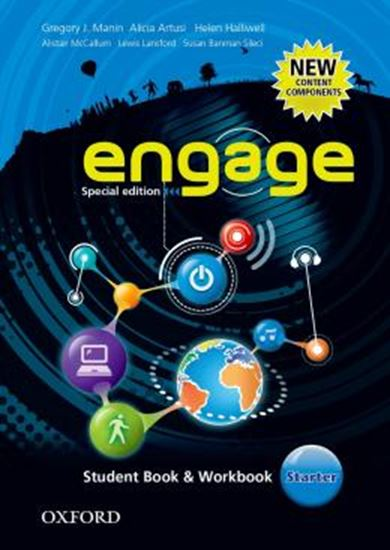Picture of ENGAGE STARTER STUDENT PACK SPECIAL EDITION