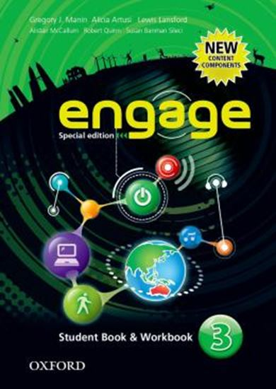 Picture of ENGAGE 3 STUDENT PACK SPECIAL EDITION