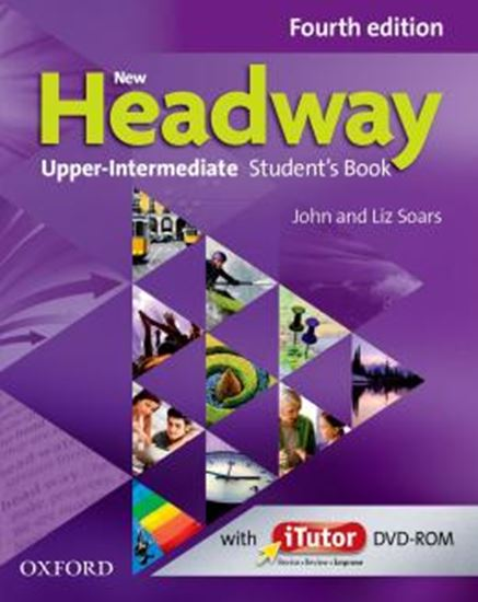 Picture of NEW HEADWAY UPPER INTERMEDIATE SB AND ITUTOR PACK - 4TH ED