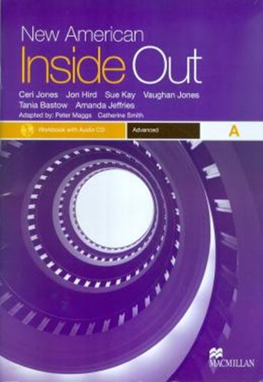 Picture of NEW AMERICAN INSIDE OUT ADVANCED WORKBOOK A WITH AUDIO CD (W/KEY)